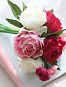 Artificial Flowers 1 Branch Modern Style / Wedding Flowers Peonies Tabletop Flower