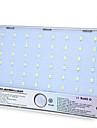 1pc 4W Luzes Solares LED Sensor infravermelho Impermeavel Decorativa Controle de luz Iluminacao Externa Branco Quente Branco Frio <5V