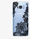 Coque Pour Samsung Galaxy S8 Plus S8 Motif Coque Impression de dentelle Flexible TPU pour S8 Plus S8 S7 edge S7 S6 edge plus S6 edge S6