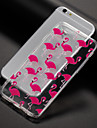 Case For Apple iPhone X iPhone 8 iPhone 5 Case iPhone 6 iPhone 7 Pattern Back Cover Flamingo Soft TPU for iPhone X iPhone 8 Plus iPhone 8