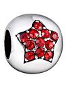 Joias DIY 5 Contas Roxo Fucsia Rosa perola Vermelho Azul Redonda Bead 0.45 faca voce mesmo Pulseiras Colar