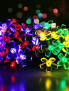 GMY® 50 LEDs 6M String Light 1Set Mounting Bracket Multi Color Decorative <5V
