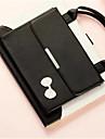Кейс для Назначение Apple iPad 10.5 Защита от удара со стендом Нарукавная повязка Авто Режим сна / Пробуждение Чехол Сплошной цвет Твердый