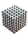Magnet Toys Neodymium Magnet Magnetic Balls 216 Pieces 3mm Toys Magnet Metal Magnetic Sphere Cylindrical Christmas Carnival Valentine\'s