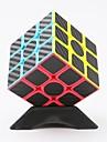 Rubik\'s Cube Fibra de carbono Stone Cube 3*3*3 Cubo Macio de Velocidade Cubos magicos Cubo Magico Alivia ADD, ADHD, Ansiedade, Autismo