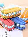 Pencil Cases Blue Orange Red Yellow, Fabrics Organization /