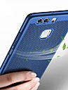 غطاء من أجل Huawei P10 Lite / P10 نحيف جداً غطاء خلفي لون سادة قاسي بلاستيك إلى P10 Plus / P10 Lite / P10