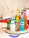 1set Ράφια & Στγρίγματα Πλαστικό Δημιουργική Κουζίνα Gadget Αποθήκευση Οργάνωση κουζίνας