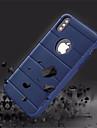 מגן עבור Apple iPhone X / iPhone 8 עם מעמד כיסוי אחורי אחיד קשיח PC ל iPhone X / iPhone 8 Plus / iPhone 8