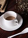Drinkware Porcelaine Mugs a Cafe Athermiques 1pcs