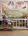 Architettura Decorazione della parete Poliestere Vintage Decorazioni da parete, Arazzi a muro Decorazione