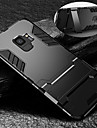Case For Samsung Galaxy S9 Plus / S9 Shockproof / with Stand Back Cover Armor Hard TPU for S9 / S9 Plus / S8 Plus