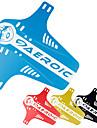 自転車フェンダー ロードバイク マウンテンバイク プラスチック - 2pcs ゴールド ブラック レッド ブルー