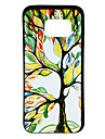 Case For Samsung Galaxy S8 / S7 Pattern Back Cover Tree Soft TPU for S8 / S7 edge / S7