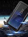 Carcasă Pro Samsung Galaxy S9 Plus / S9 Nárazuvzdorné / Voděodolné Celý kryt Brnění Pevné Kov pro S9 / S9 Plus / S8 Plus