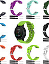 Watch Band for Approach S60 / Fenix 5 / Forerunner 935 Garmin Sport Band Silicone Wrist Strap