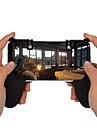 Sin Cable Kits de accesorios para juegos de controladores Para Android / iOS Portatil Kits de accesorios para juegos de controladores ABS 1 pcs unidad