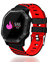 K5 Γιούνισεξ Έξυπνο ρολόι Android iOS Bluetooth Αδιάβροχη Συσκευή Παρακολούθησης Καρδιακού Παλμού Μέτρησης Πίεσης Αίματος Θερμίδες που Κάηκαν Μεγάλη Αναμονή / Βηματόμετρο / Υπενθύμιση Κλήσης