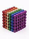 216/432/648/864/1000 pcs 3mm Magnet Toy Magnetic Toy Magnetic Balls Magnet Toy Stress and Anxiety Relief Focus Toy Office Desk Toys Intermediate Boys\' Girls\' Toy Gift / DIY