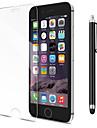 Protecteur d\'ecran pour Apple iPhone 8 Plus / iPhone 7 Plus Verre Trempe 1 piece Ecran de Protection Avant / Protecteur d\'objectif avant et appareil photo Haute Definition (HD) / Durete 9H