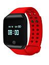 iPS Z66 Smartklokke Android iOS Bluetooth GPS Pulsmaaler Blodtrykksmaaling Pekeskjerm Stoppeklokke Pedometer Samtalepaaminnelse Aktivitetsmonitor Soevnmonitor / Lang Standby / Vekkerklokke / Pedometere