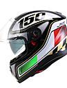 YOHE YH976 Integral Adultos Unisex Casco de la motocicleta Termica / caliente / Transpirable / Desodorante