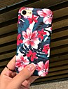 Custodia per apple iphone xr xs xs max frosted / pattern cover posteriore fiore hard pc per iphone x 8 8 plus 7 7plus 6s 6s plus se 5 5s