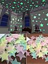 Valonkatkaisijan-tarrat - Lentokone-seinätarrat / Hohtavat seinätarrat Halloween / Holiday Sisällä / Kids Room