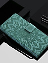 Case For OnePlus OnePlus 6 / OnePlus 5T Wallet / Card Holder / with Stand Full Body Cases Flower Hard PU Leather for OnePlus 6 / One Plus 5 / OnePlus 5T