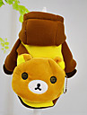 Σκυλιά / Γάτες / Μικρά τριχωτά κατοικίδια ζώα Παλτά / Σύνολα / Φόρμες Ρούχα για σκύλους Κλασσικά / Χαρακτήρας / Πριγκίπισσα Πράσινο / Ροζ / Μαύρο Βαμβάκι Στολές Για κατοικίδια Γυναίκα