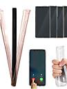 ケース 用途 Samsung Galaxy Note 9 / Note 8 半透明 フルボディーケース ソリッド ソフト TPU のために Note 9 / Note 8