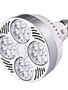 YWXLIGHT® 1pc 25 W 2350-2450 lm E26 / E27 Focos LED 24 Cuentas LED SMD Blanco Calido / Blanco Fresco