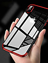 Case For Apple iPhone XR / iPhone XS Max Plating / Transparent Back Cover Solid Colored Soft TPU for iPhone XS / iPhone XR / iPhone XS Max