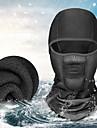 cagule Face Mask Negru Iarnă Impermeabil Rezistent la Vânt Respirabil Bicicletă șosea Motocicletă Bicicletă Bărbați Pentru femei Spandex Fleece / Ciclism montan / Ciclism stradal