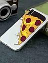 מגן עבור Apple iPhone XR / iPhone XS Max שקוף / תבנית כיסוי אחורי אוכל רך TPU ל iPhone XS / iPhone XR / iPhone XS Max