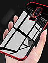 Case For OnePlus OnePlus 6 / OnePlus 5T Plating / Transparent Back Cover Solid Colored Soft TPU for OnePlus 6 / OnePlus 5T