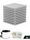 1000 pcs 3mm Magnet Toy Magnetic Balls Building Blocks Super Strong Rare-Earth Magnets Neodymium Magnet Magnetic Stress and Anxiety Relief Office Desk Toys Relieves ADD, ADHD, Anxiety, Autism Novelty