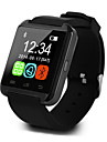 U8 Άντρες Έξυπνο ρολόι Android iOS Bluetooth Αθλητικά Οθόνη Αφής Θερμίδες που Κάηκαν Ένδειξη Θερμοκρασίας Smart Case Παρακολούθηση Δραστηριότητας Ξυπνητήρι / Κλήσεις Hands-Free / Έλεγχος Μέσων