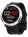 BoZhuo Q68S Άντρες Έξυπνο βραχιόλι Android iOS Bluetooth Αθλητικά Αδιάβροχη Συσκευή Παρακολούθησης Καρδιακού Παλμού Μέτρησης Πίεσης Αίματος Θερμίδες που Κάηκαν / Παρακολούθηση Ύπνου / Ξυπνητήρι