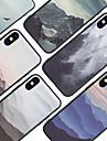 Capinha Para Apple iPhone XR / iPhone XS Max Estampada Capa traseira Cenario Rigida Acrilico para iPhone XS / iPhone XR / iPhone XS Max