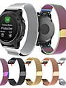 Watch Band for Fenix 5 / Fenix 5 Plus / Forerunner 935 Garmin Milanese Loop Stainless Steel Wrist Strap