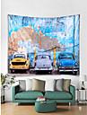 Meerestier Wand-Dekor 100% Polyester Moderne Wandkunst, Wandteppiche Dekoration