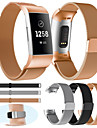 watch band for fitbit lade 3 / charge 3 se / spesiell editon fitbit milanese loop metal haandleddsstropp
