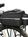 B-SOUL 6.5 L Bisiklet Arka Çantaları Çok Fonksiyonlu Büyük Kapasite Su Geçirmez Bisiklet Çantası 600D Polyester Bisikletçi Çantası Bisiklet Çantası Bisiklete biniciliği Yol Bisikleti Dağ Bisikleti